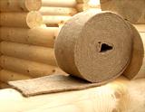 Изоляция в деревянном доме