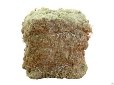 Пакля льняная (тюковая)